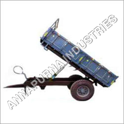 Tractor Trailor Trolley