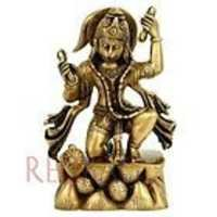 Brass Sculptures -