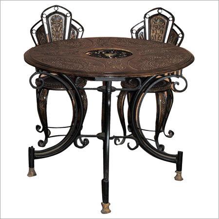 Wooden Dinner Table