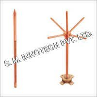 Taper Pointed Earthing Rods