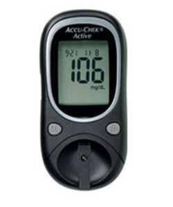 accucheck active glucometer kit
