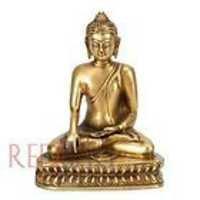 Brass Statue -