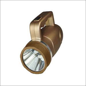 Led Rechargeable Searchlight - 5W Usa Cree LED