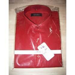 Men's Red Shirt