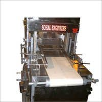 Stainless Steel Bread Round Roll Slicing Machine