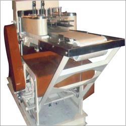 High Speed Round Roll Toast Slicing Machine