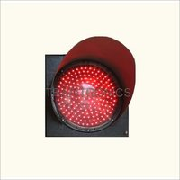 LED Red Traffic Signal Light