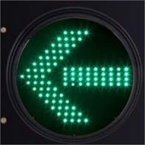 Green Arrow Traffic Signal