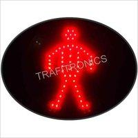 Pedestrian Red Signal