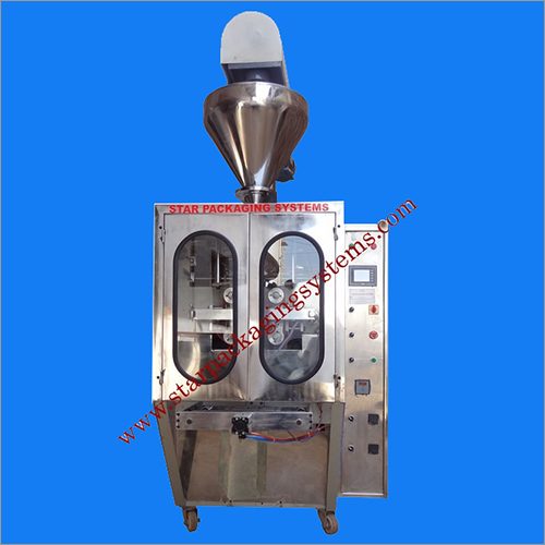 Collar Type Powder Packaging Machine
