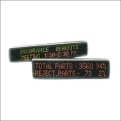 Electronic Measuring Instruments/ Sensors