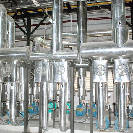 Circulation Pump System