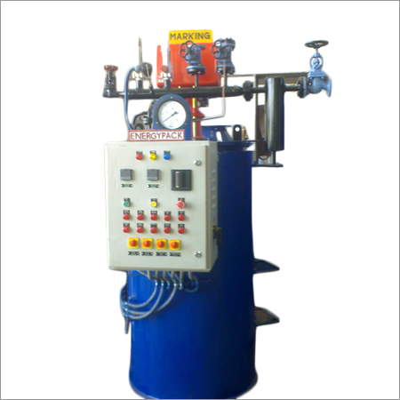 Gas Fired Coil Type Boiler