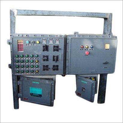 Flame Proof Control Panel