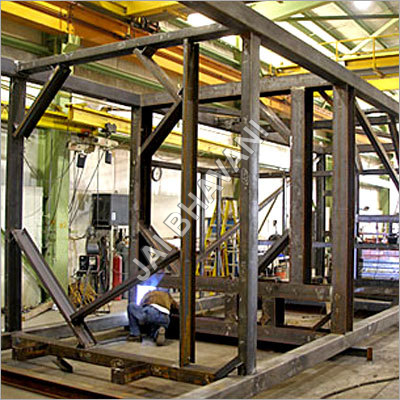 Steel Structural Fabrication Services