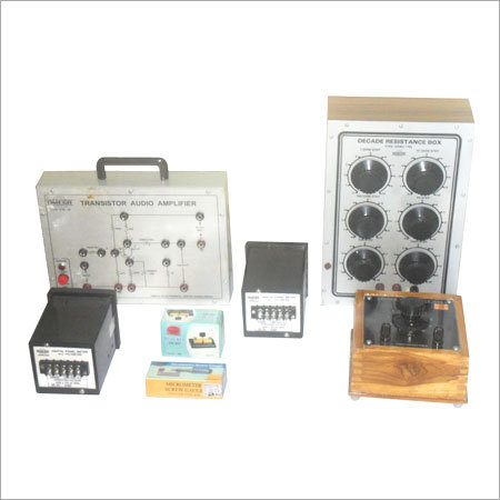 Vibration Measuring Equipment