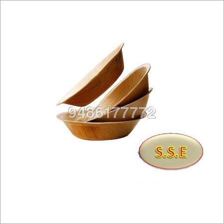 Round Areca Leaf Disposable Bowl