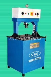 Arecanut Leaf Plate Making Machine