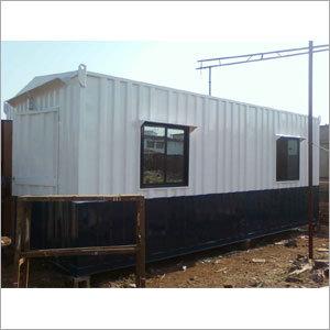 Prefab Storage Container