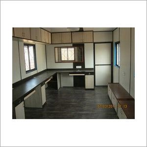 Fully Furnished Office Cabins