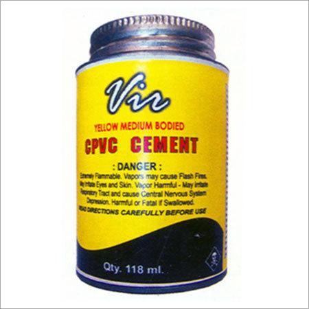 CPVC  Cement