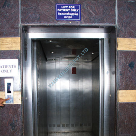Electric Passenger Lifts