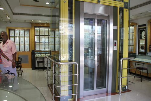 Automatic Passenger Lifts