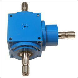 Right Angle Bevel Gear Boxes