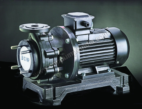 Fluorine Plastic Single-Stage Centrifugal Pump