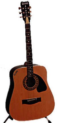 JUMBO 12-STRING SOLID ROSE WOOD (EXPORT QUALITY)    6-String Acoustic Spanish Guitar (Round Hole)