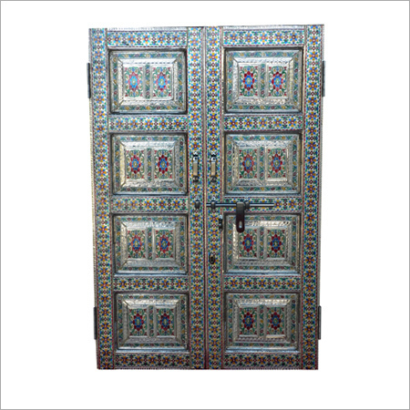 Aluminium Handicrafts Door