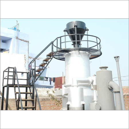 Small Biomass Gasifier