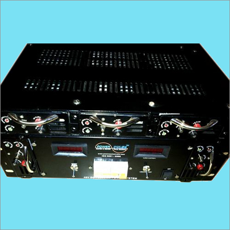 Telecom Plant Power Supply