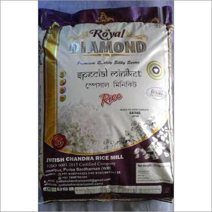 Miniket Rice (Diamond Brand)