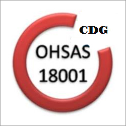 OHSAS 18001 CDG Certification