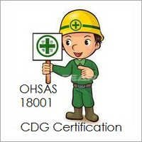 OHSAS 18001- Certification
