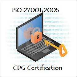 ISO 27001 ISMS Certification.