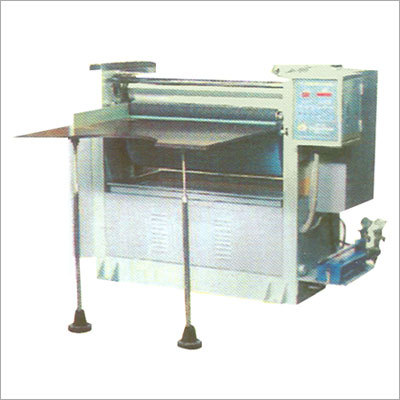 Paper Graining Machine