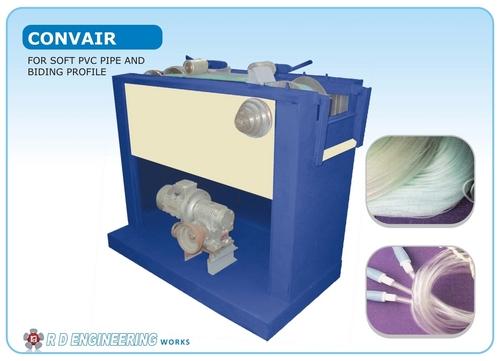 Soft PVC Garden Pipe Take-Up Machine
