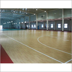 Indoor Sports Flooring