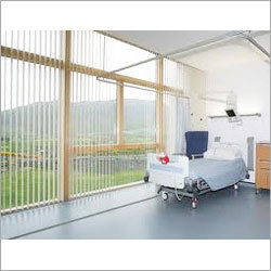 Hospital Wall and Window Covering