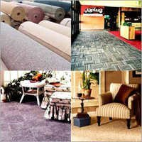 Pvc Flooring & Carpets