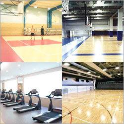 Sports & Gym Flooring