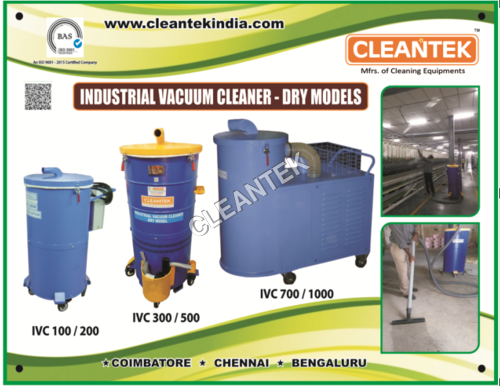 Heavy Duty Industrial Wet & Dry Vacuum Cleaner