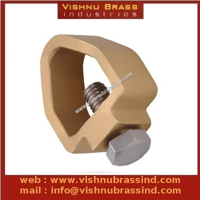 Brass A Clamp