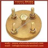 Brass Test Bond Clamp