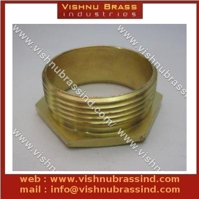 Brass Male Bush