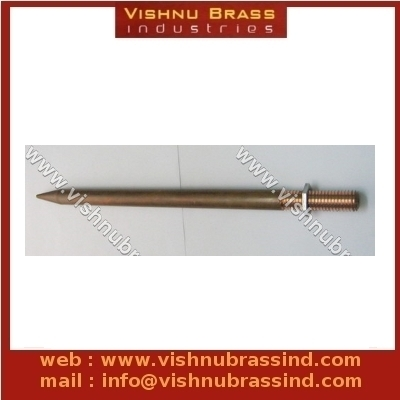 Arrester Base Rod