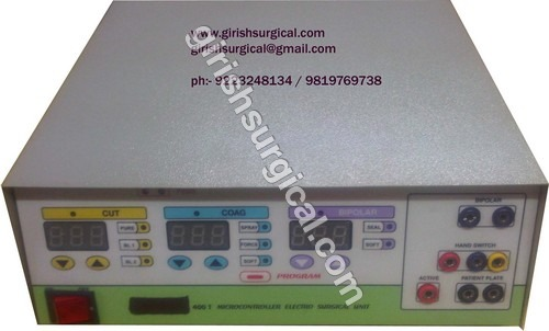 Surgical Cautery machine / Unit