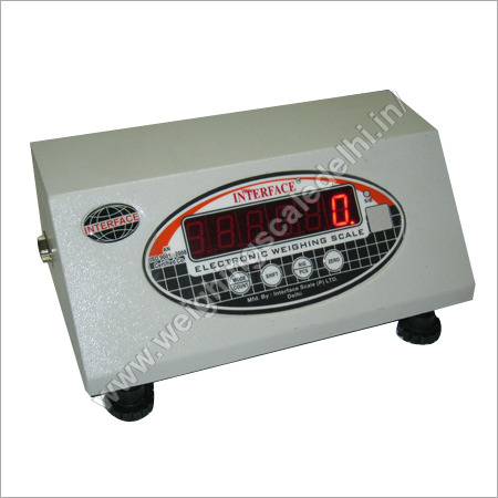 Weighing Indicator Systems